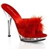 Sexy High Heels Lip-101-8 rot