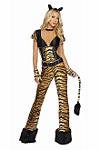 Sexy Katzenkostüm Miezi