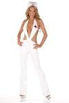 Sexy Krankenschwester Kostüm Anzug