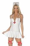 Sexy Krankenschwester Kostüm Cindy
