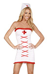 Sexy Krankenschwester Kostüm Lisa Maria