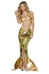 Sexy Meerjungfrau Kostüm