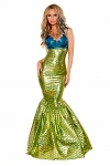 Sexy Meerjungfrau Kostüm Kleid - Sirene
