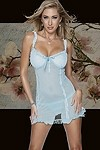 Sexy Nightwear Minikleid