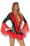Sexy Piratenkostüm Leila