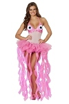 Sexy Quallen Kostüm Jellybabe