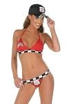 Sexy Racer Bikini - Grid Girl Bikini