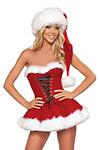 Sexy Santa Claus Kostüm