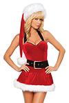 Sexy Santas Helper - Weihnachtskostüm