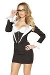 Sexy Sekretärin Kostüm