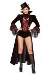 Sexy Vampir Kostüm