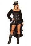 Sexy Victorian Steampunk Babe