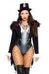 Sexy Vodoo Queen Kostüm