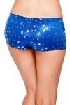 Silver Stars Shorts
