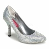 Strass Pumps Violette-14