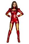 Superwoman Kost�m Anzug