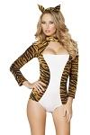 Tiger Kostüm Overall