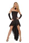 Vampir Lady No.3 - Halloween Kostüm