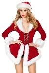 Weihnachtskost�m - Chic Santa