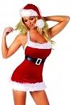 Weihnachtskostüm Chic Santa