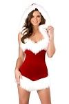 Weihnachtskostüm - Christmas Beauty