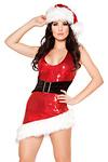 Weihnachtskostüm - Christmas Girl