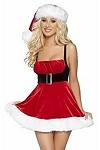 Weihnachtskostüm Jennifer Gr.S/M
