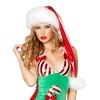 Weihnachtsmütze Santas Darling