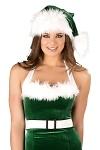 Weihnachtsmütze - Santas Elfe