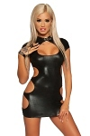 Wetlook Minikleid Angie