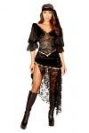 Zigeuner Kostüm Gypsy Lady Deluxe