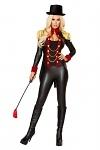 Zirkus Dompteur Kostüm Catsuit